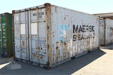 20' Container Other Items Auction Results In Louisiana - 32
