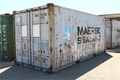 2594fb00ca6c 20' CONTAINER Other Items Auction Results - 33 Listings ...