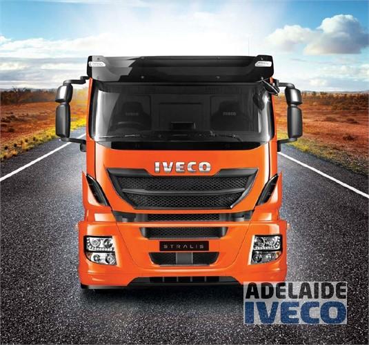 Iveco Stralis 4x2 ATI Prime Mover