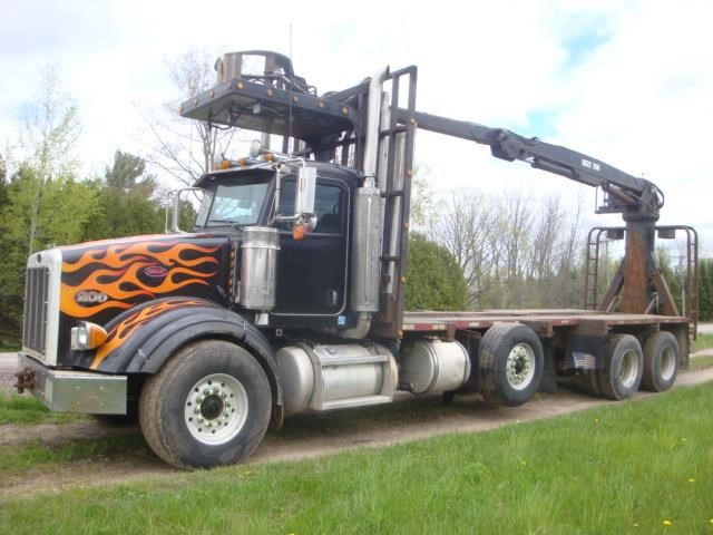 New and Used Logging Trucks for Sale : Forestry Equipment Guide