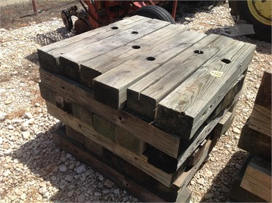 Pallet 4 X 6 Wood Blocks Other Auction Results - 17 Listings