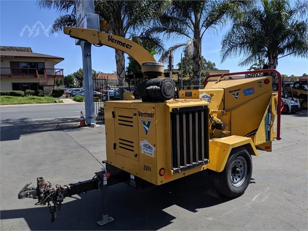 VERMEER BC1000 Forestry Equipment For Sale - 121 Listings