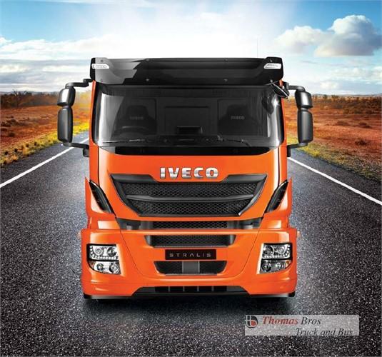 Iveco Stralis 6x4 ATI Prime Mover