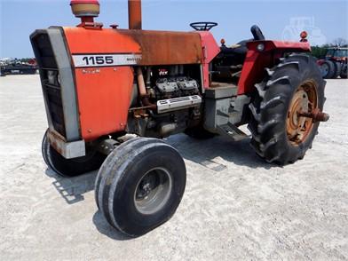 MASSEY-FERGUSON 1155 For Sale - 1 Listings | TractorHouse