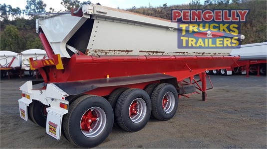 1995 Ostermeyer Tipper Trailer Pengelly Truck & Trailer Sales & Service - Trailers for Sale