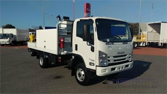 2019 Isuzu NPS 75 155 - Trucks for Sale