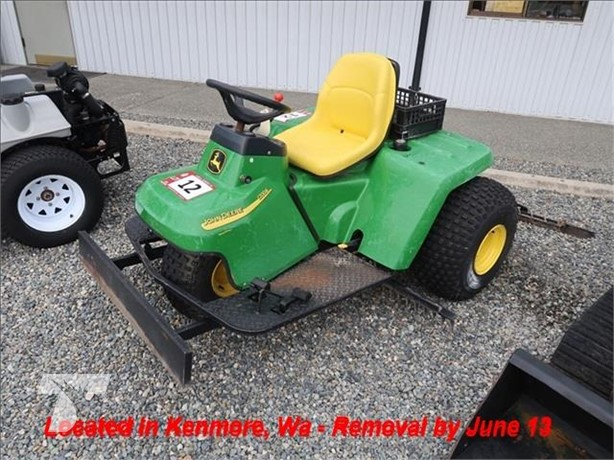 Turf Equipment Auction Results in Washington - 67 Listings
