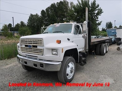 FORD F800 Auction Results In Washington - 1 Listings