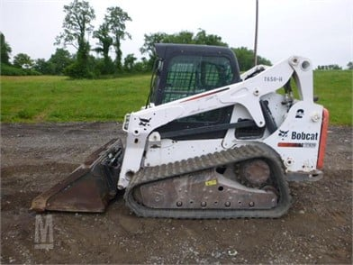 2014 Bobcat T650 Skid Loader Other Auction Results - 1 Listings