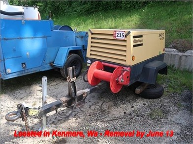 ATLAS COPCO XAS97 Auction Results - 1 Listings