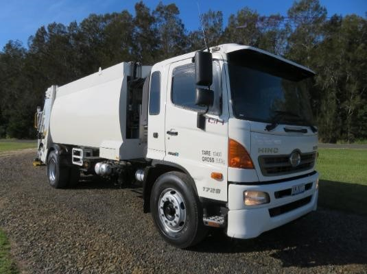 2011 Hino 500 Series 1727 GH Trucks for Sale