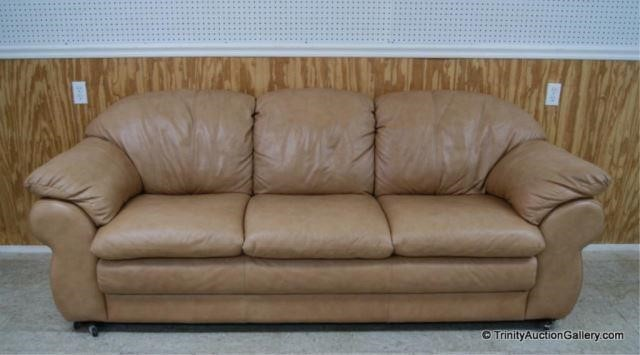 Divani Chateau D Ax Italian Leather Sofa Trinity Auction