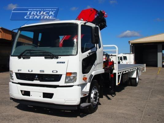 2019 Fuso Fighter 1627 Murwillumbah Truck Centre - Trucks for Sale