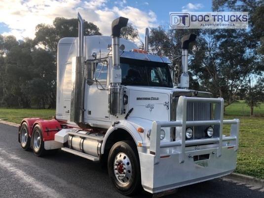 2012 Western Star 4800 DOC Trucks - Trucks for Sale