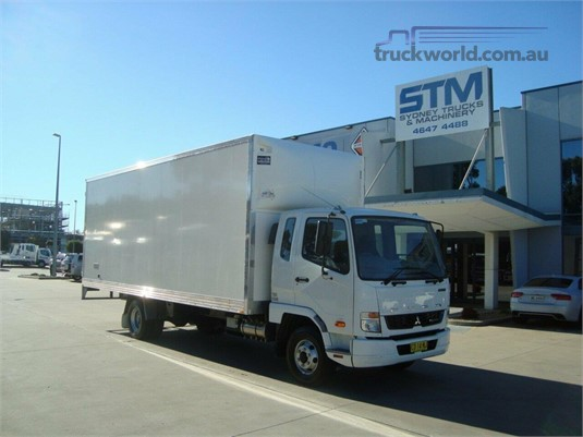 2017 Fuso Fighter 1024 Trucks for Sale