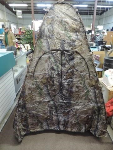 Ameristep Outhouse or Ground blind | Bid Kato