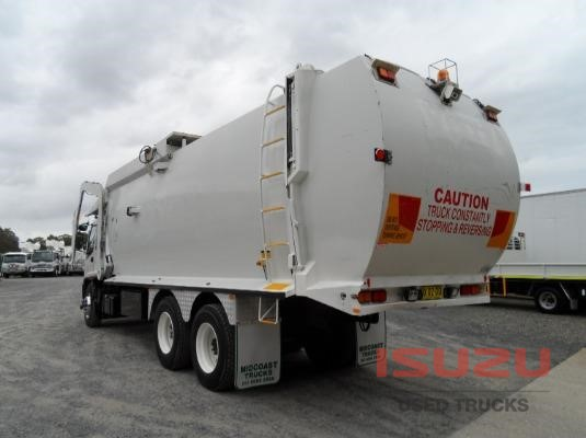 2011 Isuzu FVY 1400 Auto Used Isuzu Trucks - Trucks for Sale