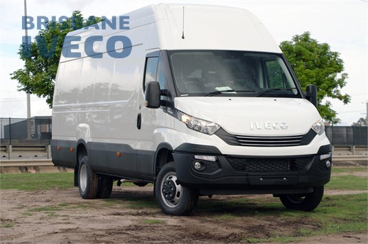 2018 Iveco Daily 50c17 Iveco Trucks Brisbane - Light Commercial for Sale