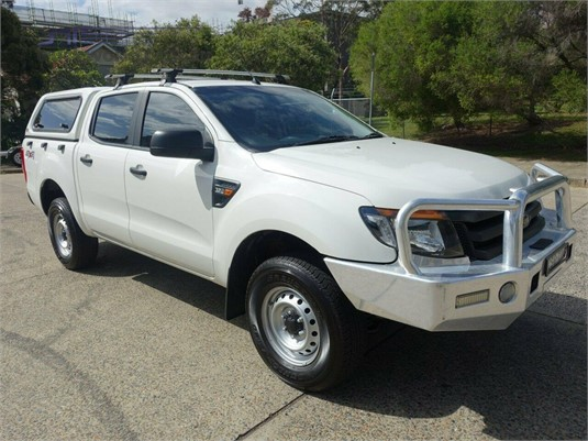 2013 Ford Ranger Px Xl 4x4 Light Commercial for Sale