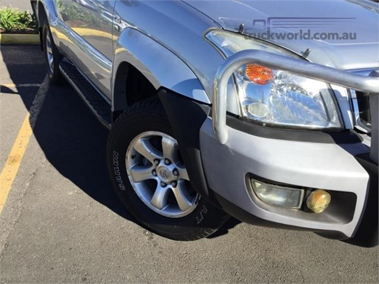 2008 Toyota Landcruiser Prado - Truckworld.com.au - Light Commercial for Sale