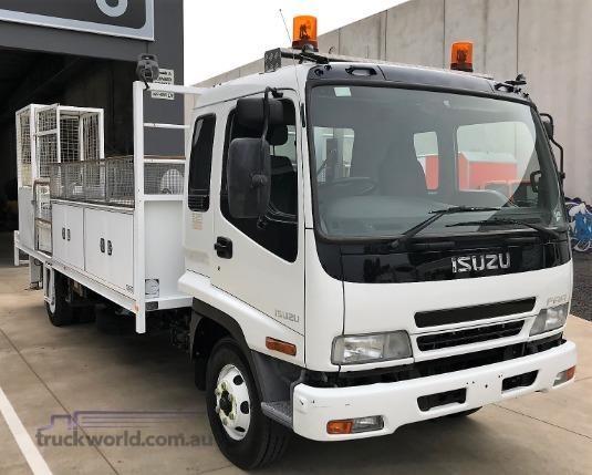 2007 Isuzu FRR 525 Trucks for Sale