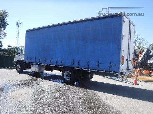 2006 Isuzu FVD 950 Raytone Trucks - Trucks for Sale