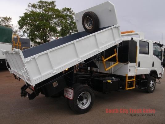 2014 Isuzu NPS 75/45 155 Crew South City Truck Sales - Trucks for Sale