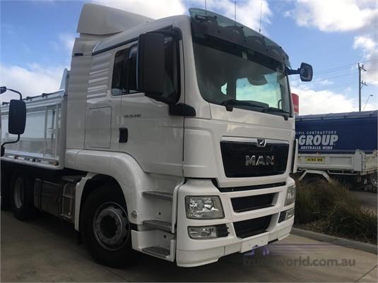 2019 MAN TGS 26.440 Westar - Trucks for Sale