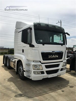 2019 MAN TGS 26.480 Westar - Trucks for Sale