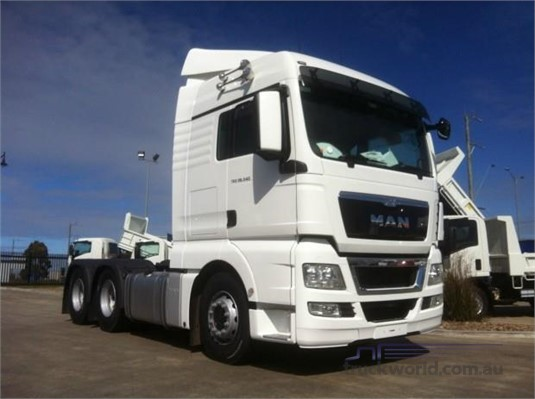 2019 MAN TGX 26.560 XLX Westar - Trucks for Sale