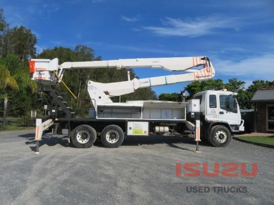 2002 Isuzu FVZ 1400 Used Isuzu Trucks - Trucks for Sale