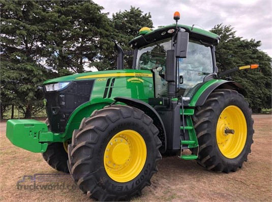 2018 John Deere 7210R - Farm Machinery for Sale