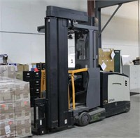 CROWN TSP TURRET STOCK PICKER FORKLIFT | Smith Sales LLC