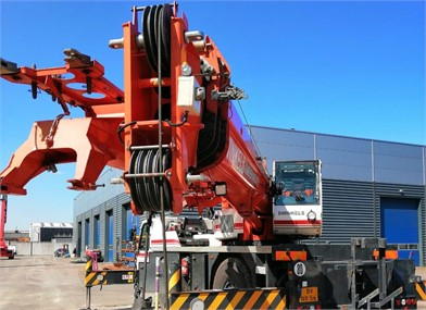 Construction Equipment For Sale By TEREX Cranes Germany GmbH