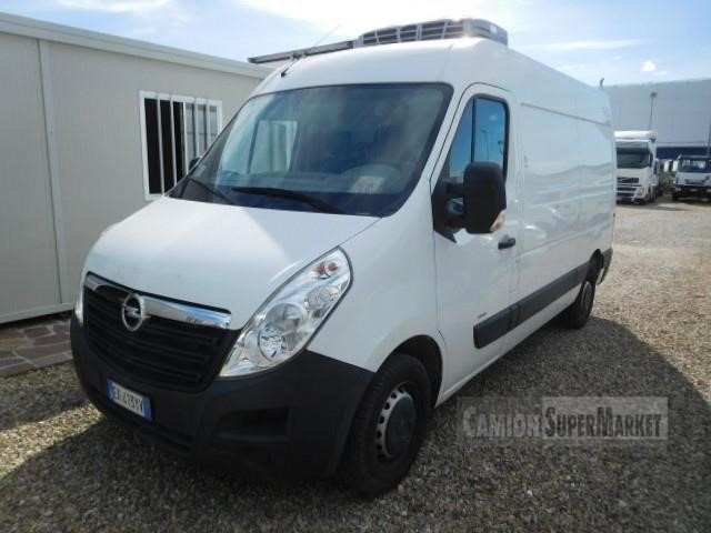 Opel MOVANO Usato 2015