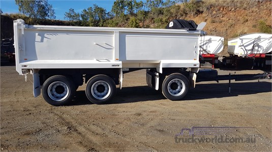 2005 M & S Tipper Trailer - Trailers for Sale