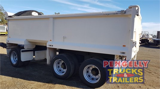 2005 M & S Tipper Trailer Pengelly Truck & Trailer Sales & Service - Trailers for Sale
