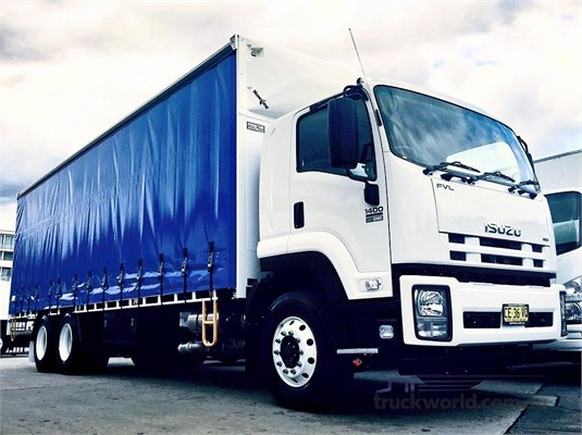 2018 Isuzu FVL 1400 Suttons Trucks - Trucks for Sale