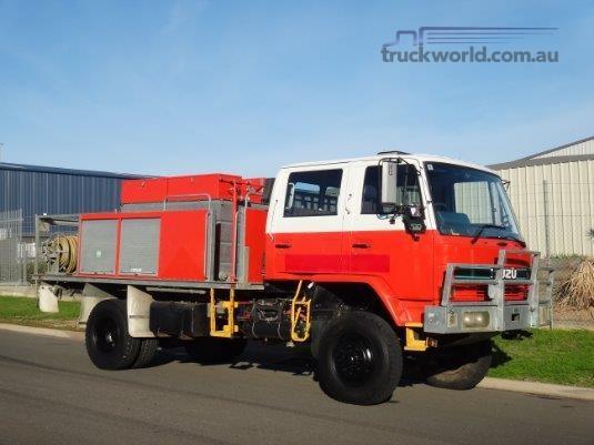1996 Isuzu FTS 700 - Trucks for Sale