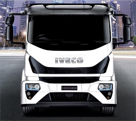 Iveco Eurocargo EEV ML160 Sleeper Cab