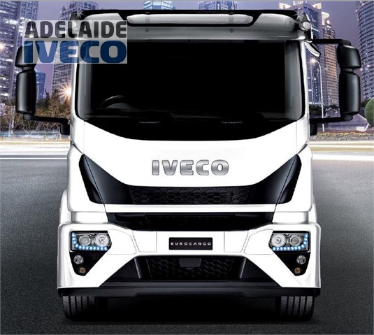 Iveco Eurocargo EEV ML160 Sleeper Cab