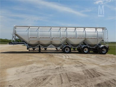 Pneumatic / Dry Bulk Tank Trailers For Sale - 900 Listings