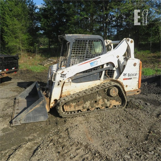 Lot # 631 - 2006 BOBCAT T590 For Sale In Blairs, Virginia