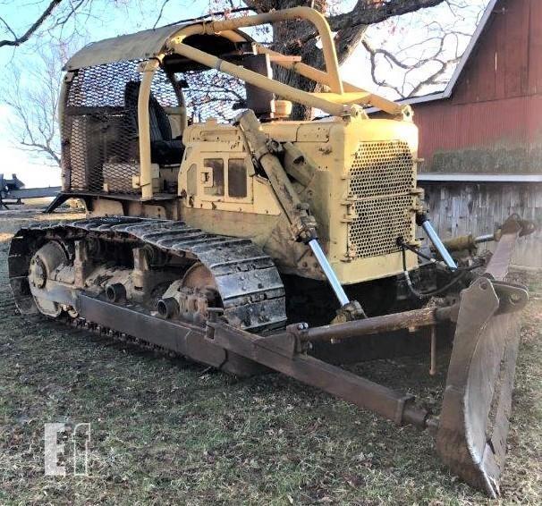 Lot # 633 - CAT D6C For Sale In Blairs, Virginia