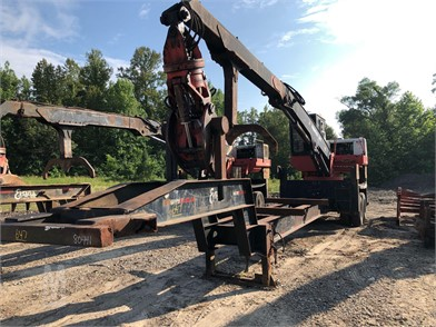 Prentice Trailer Log Loaders Auction Results - 13 Listings