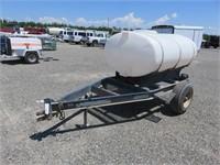 500 Gallon PVC Tank Trailer