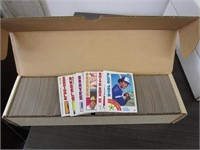BASEBALL CARDS FROM 1984
