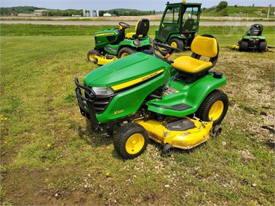 JOHN DEERE X320 For Sale - 160 Listings | TractorHouse com - Page 1 of 7