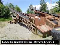 CITY OF SEATTLE & CRUSHING EQUIPMENT-ONLINE ONLY 6/13/19