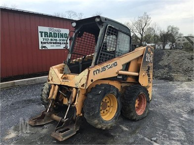 2005 MUSTANG 2054 SKID STEER LOADER Other Auction Results